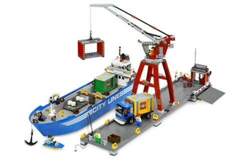 lego cargo boat sets size which are the largest lego ships bricks