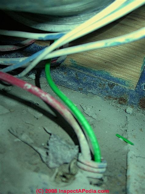 cool green electrical ground wire pictures inspiration