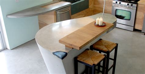 Kitchen Counter Islands by Pictures Of Concrete Countertops Cheng Concrete Exchange