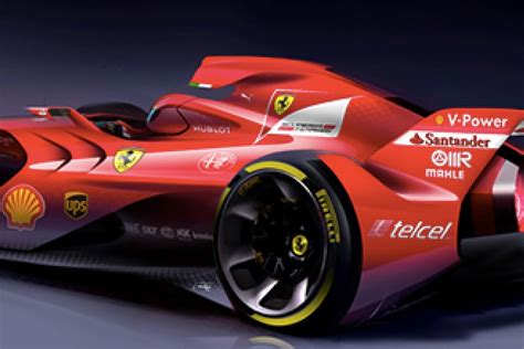 Porsche F1 2020 by Analysis Concept Shows Looks Matter In Formula 1