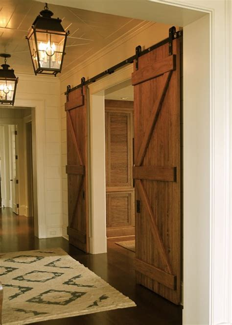 25 best ideas about barn style doors on sliding barn doors hanging barn doors and