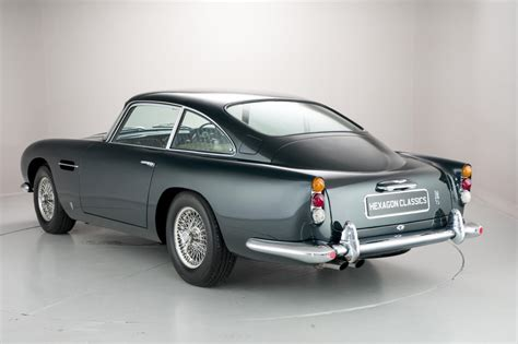 Aston Martin Db 5 by Aga Khan S Aston Martin Db5 Can Be Yours For A Cool 1