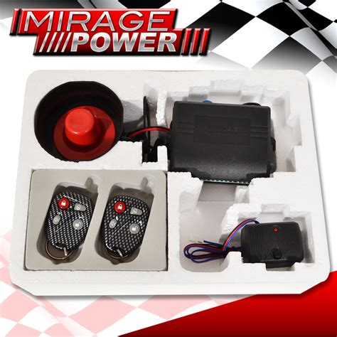 mr2 ae86 quality car alarm security system with central