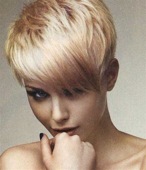 brown and blonde pixie cuts short pixie haircuts for women 2012 2013 short