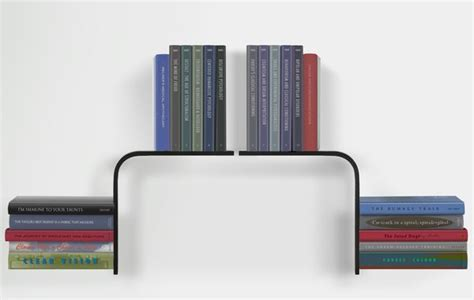 l conceal bookshelf umbra s new twist on a classic l a