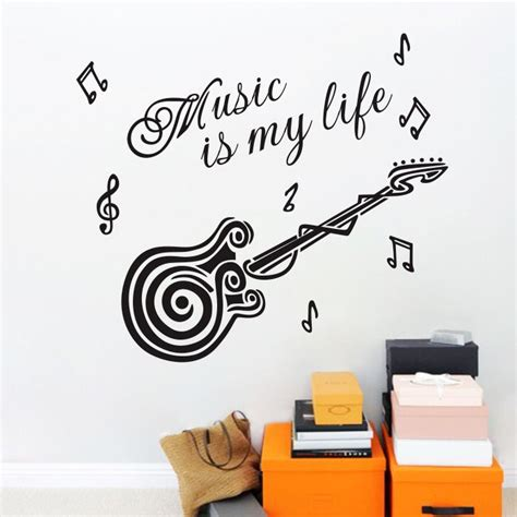 guitar wall murals popular guitar wall murals buy cheap guitar wall murals
