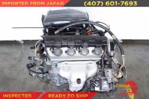 2001 2002 2003 2004 2005 honda civic 1 7l vtec engine sohc