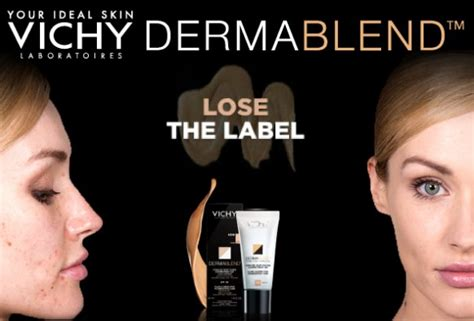 try the new vichy dermablend total body correction