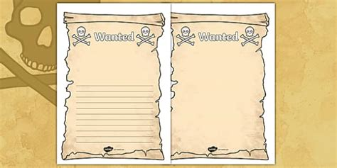 wanted pirate poster template create your own pirate wanted display poster pirate