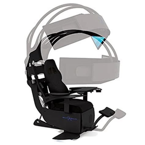 3 monitor chair gaming immersion overclockersuk launch infinity emperor
