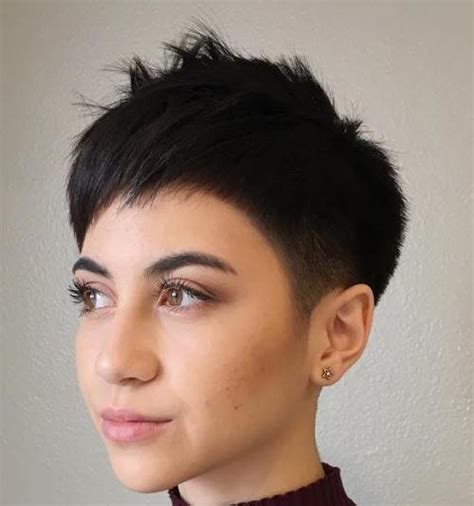 Pixie Hairstyles For Thick Hair by Pixie Haircuts For Thick Hair 50 Ideas Of Ideal