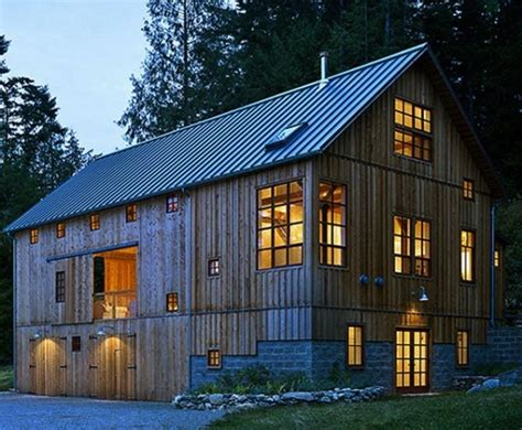 barn house  greene partners architecture  design