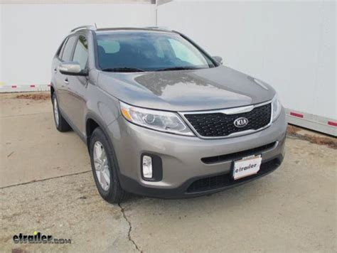 Kia Sorento Towing Capacity 2014 2014 Kia Sorento Trailer Hitch Curt
