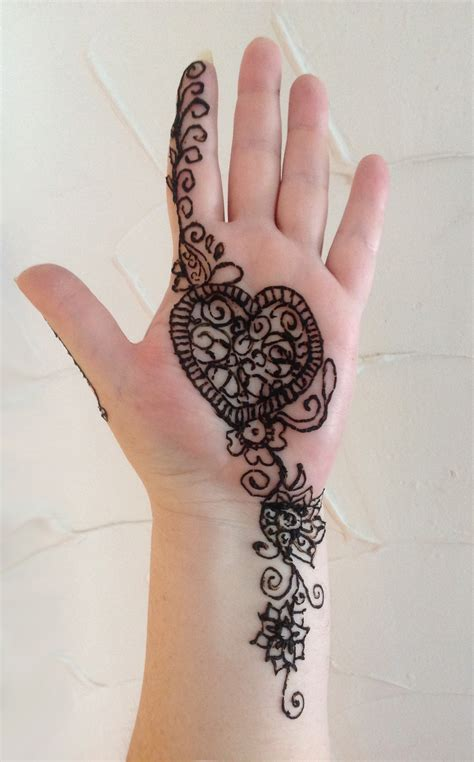 white girls bad henna