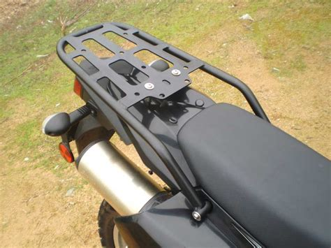 Dual Sport Rack by Klx250s Xl Rear Luggage Rack Klx 250 Ebay