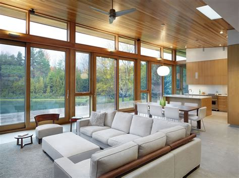 Interior Windows Canada by Beautiful Houses House In Canada