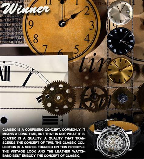 Baterai Jam Tangan Sony ess jam tangan mechanical wm125 black silver