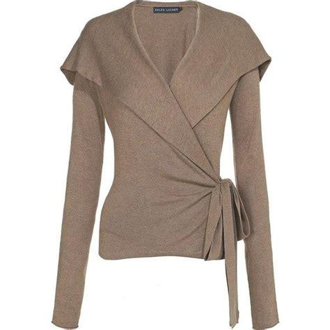 Ruffle Shawl Collar Wrap Shirt 1000 images about cardigans tunics sweaters on