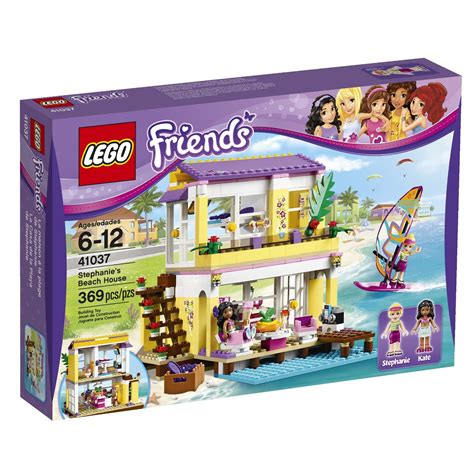 lego friends beach house lego friends stephanie s beach house only 29 99 reg 39