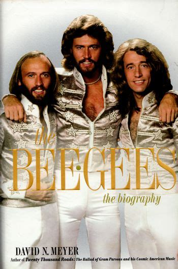 David Meyer S Quot The Bee Gees The Biography Quot A Great