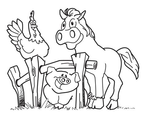 Color Pages Of Animals Coloring Home Free Printable Coloring Pages Of Animals