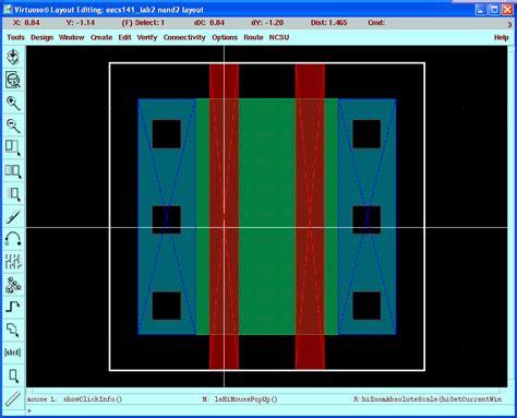lab layout software virtuoso tutorial