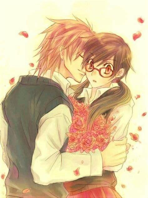 anime cheek kiss the o jays anime and kiss on pinterest