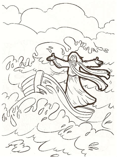 coloring pages jesus calms the jesus calms the calming the biblekids eu