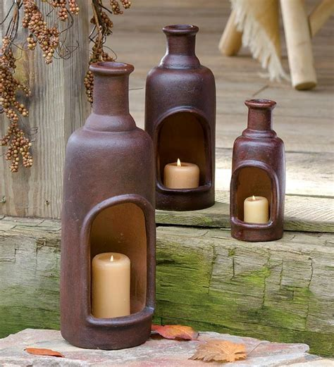 Handmade Chiminea - 13 best chiminea images on candle holders