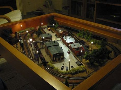 Coffee Table Model Railroad Ikea Coffee Table With Miniature Set Inside Be Cool Design And Tables
