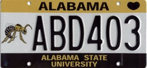 Marshall County Probate Office by Motor Vehicle Division Collegiate Plates