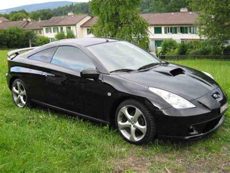 Black Toyota Celica Black Toyota Celica Toyota Toyota Celica