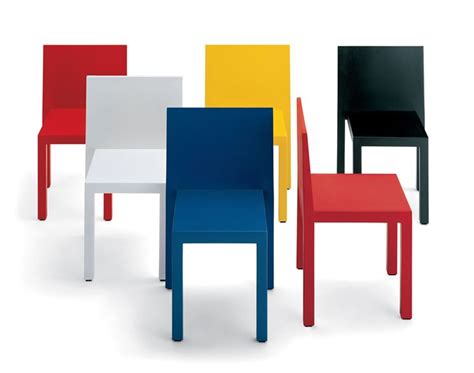 sedie metallo colorate modelli di sedie colorate cura dei mobili variet 224 d