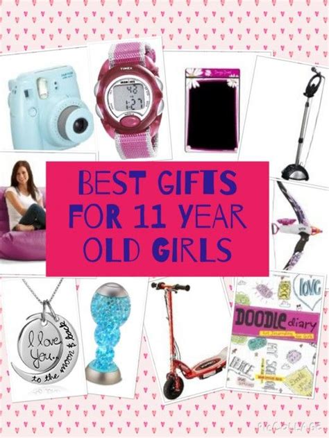 popular gifts for 11 year old girls electronic gifts