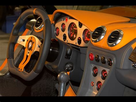 Gumpert Apollo Interior by 2006 Gumpert Apollo Interior 1024x768 Wallpaper