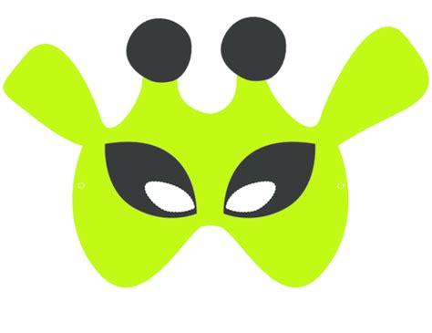 printable alien mask craft masks alien 1 kidspressmagazine com