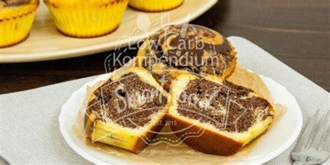 leichte kuchen rezepte für anfänger marmorkuchen muffins so saftig lecker und low carb