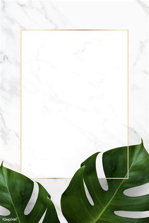 premium vector  rectangle golden frame