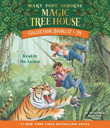 where can i buy magic tree house books magic tree house collection books 17 24 by mary pope osborne penguin random house audio