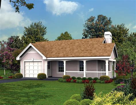 Triplex Plans by House Plan 87813 At Familyhomeplans Com