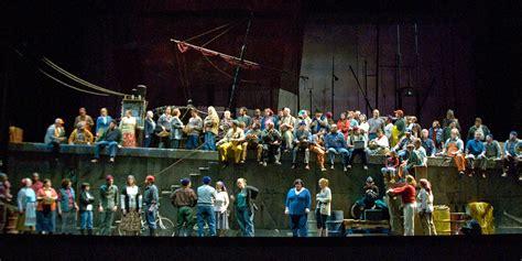 seattle opera  flying dutchman