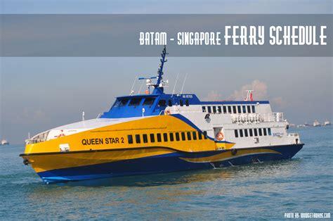 Etiket Batam To Singapore Sindo Ferry All In Tax 1way jadwal ferry batam singapura batam fast sindo majestic horizon
