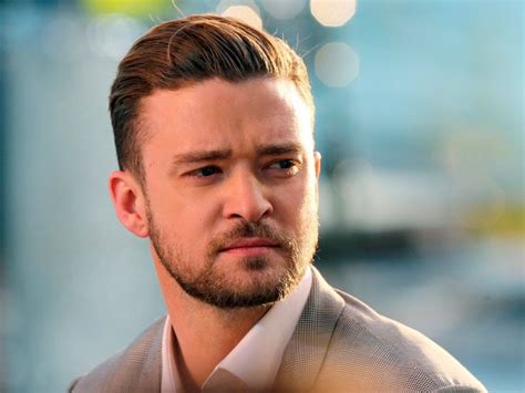 mens hairstyles esquire how to get justin timberlake s haircut the neat sweep