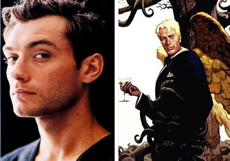 actor lucifer constantine comic book casting the sandman movie