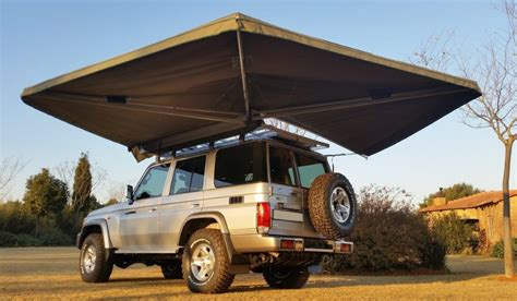 awnings for vehicles ostrich wing awning series 3 big country 4 215 4