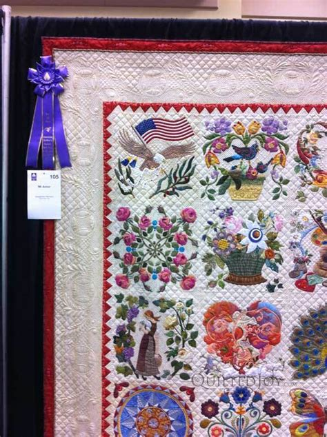 Quilt Shows In Pa by Lancaster Pa Quilt Show Part 2