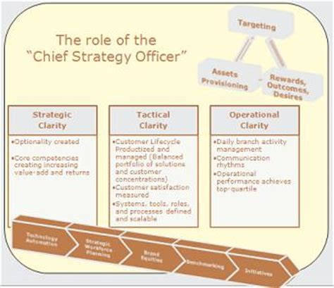 Chief Strategy Officer opinions on chief strategy officer