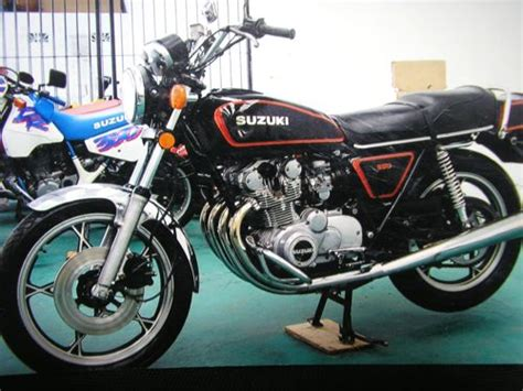 Suzuki Gs550 Review Suzuki Gs 550 E Photos And Comments Www Picautos