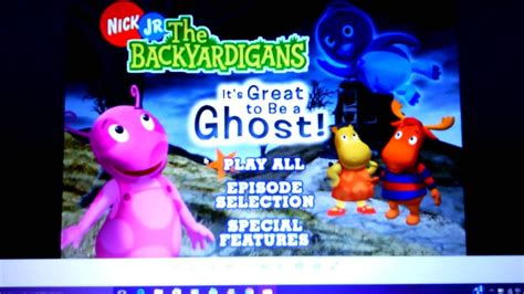 Backyardigans Escape From The Tower The Backyardigans It S Great To Be A Ghost