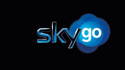 sky go mobile devices sky deutschland sky plus and sky go logo development